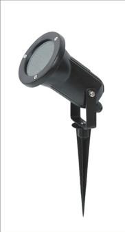 A1015 Outdoor Spot Light in Black