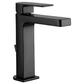 Xander Vessel Faucet in Black