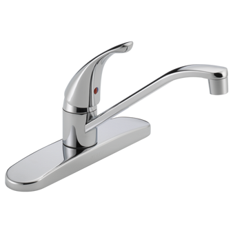 Peerless P110LF Kitchen Faucet in Chrome