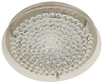 20794 LED Ceiling Light in Satin Nickel