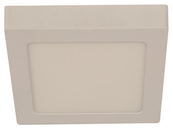 20798 LED Square Panel Light in White