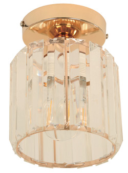 22445 1 Light Ceiling Light in Gold