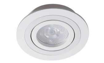 22494 1 Light Recessed Light in White