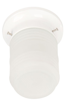 7841 1 Light Ceiling Light in White