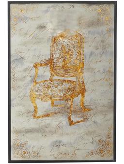 Antique Chair Wall Art
