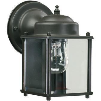 IBS-188 1 Light Outdoor Wall Lantern in Bronze