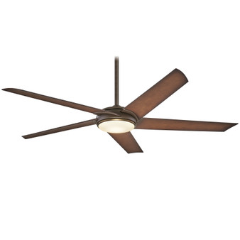 "Raptor 60"" LED Ceiling Fan in Oil Rubbed Bronze"