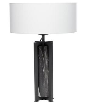 Large Modern Black Table Lamp
