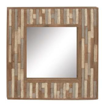 Medium Square Multi Contemporary Mirror