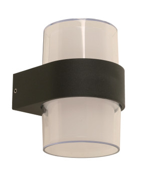 31581 LED Outdoor Wall Sconce in Black