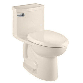 Cadet One Piece Toilet in Bone