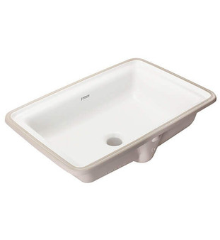 Provence Under Counter Basin in White