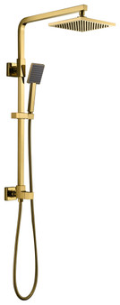 752348G Tub and Shower Faucet in Gold