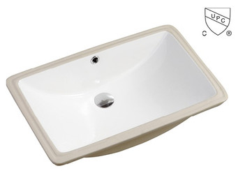 MY3907 Undermount Lavatory Basin in White