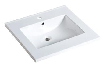 MY13063 Countertop Lavatory Basin in White