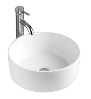 MY5213 Countertop Basin in White