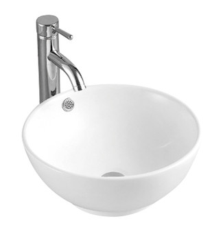 MY5218 Vessel Basin in White