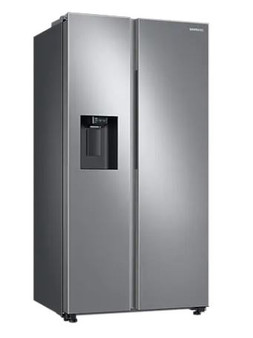 Samsung 22 cu. ft. Side by Side Refrigerator in Silver