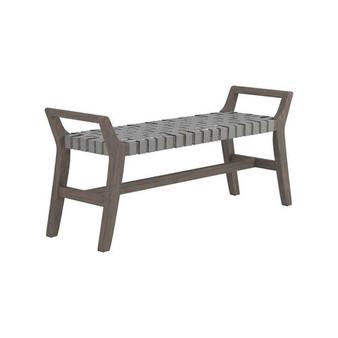 "953301 52"" Bench in Grey"
