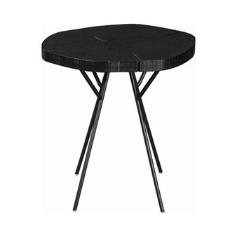 931242 Accent Table in Black