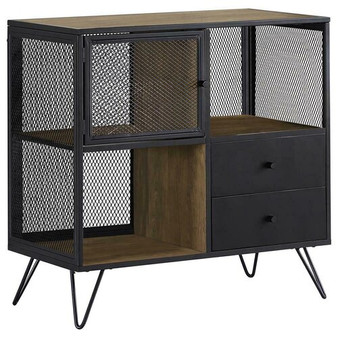 953549 Accent Cabinet in Brown