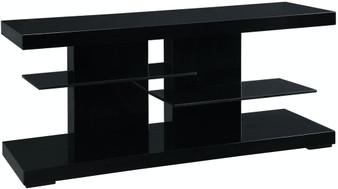 700840 TV Console in Black