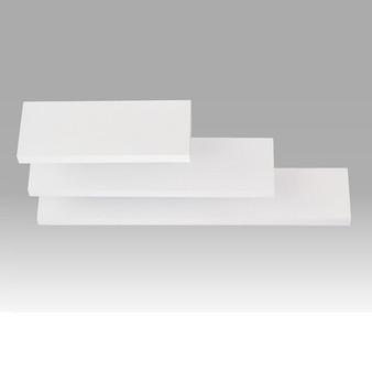 "14231CC 36"" Wall Shelf in White"