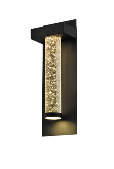 CN-006 LED Outdoor Wall Sconce in Black