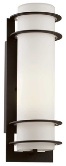 SW4206 Outdoor Wall Sconce in Black