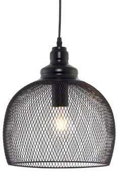 SP65071BK Pendant Light in Black