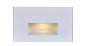 65407 LED Outdoor Step Light in White