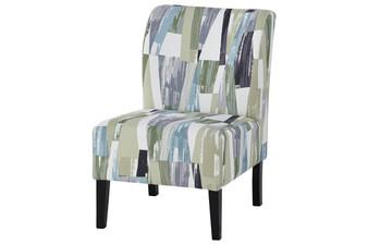 Triptis Accent Chair in Multi