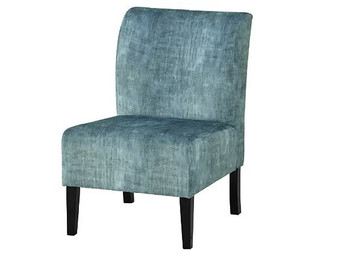 Triptis Accent Chair in Moonstone