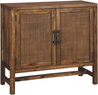 Beckings  Accent Cabinet in Brown