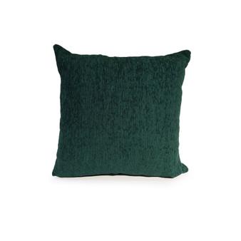 """Emerald Isle 18"""" Throw Cushion in Green"""