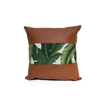 "Tropical I 18"" Throw Cushion in Multi"