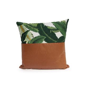 "Tropical II 18"" Throw Cushion in Multi"