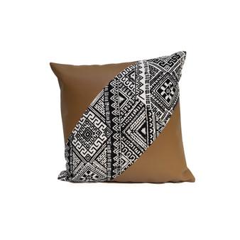"Tribal I 18"" Throw Cushion in Multi"
