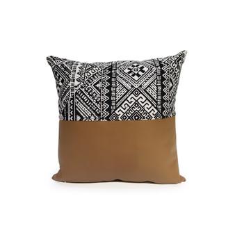 """Tribal II 18"""" Throw Cushion in Multi"""