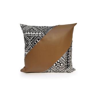 """Tribal III 18"""" Throw Cushion in Multi"""