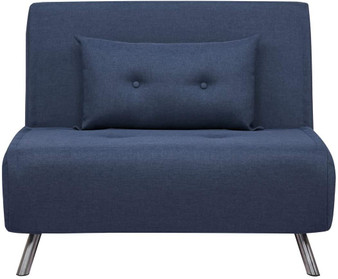 Foldable Sofa Bed in Azul