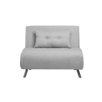 Foldable Sofa Bed in Gris Claro