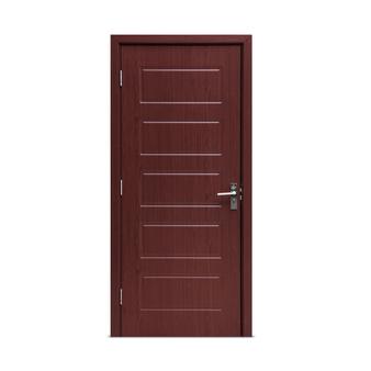 """OPL018 32""""x 80"""" Hollow Core Door in Teakwood"""