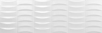 "Blanco Gaudi Mate 13""x 39"" Ceramic Wall Tile"