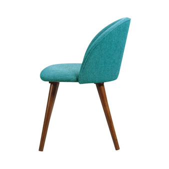 Malone Dining Chair in Teal