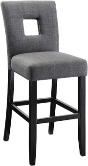 Andenne Counter Height Chair in Gray