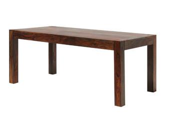 Keats Rectangular Dining Table in Chestnut