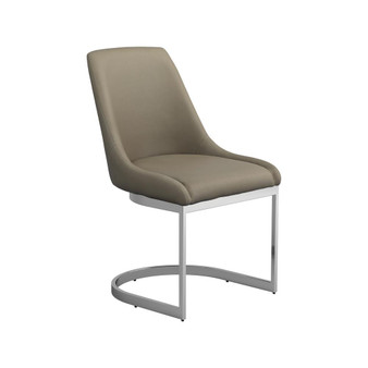 Marino Dining Chair in Taupe