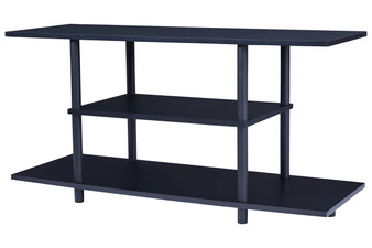 """Cooperson 42"""" TV Stand in Black"""