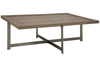 Krystanza Coffee Table in Bisque